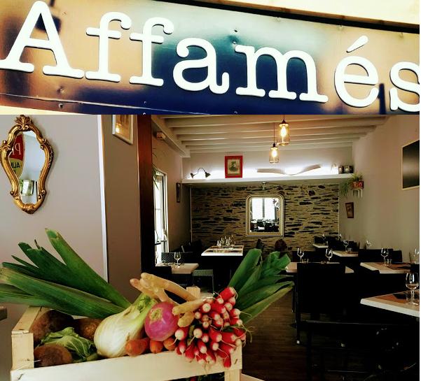 Restaurant Affamés Angers