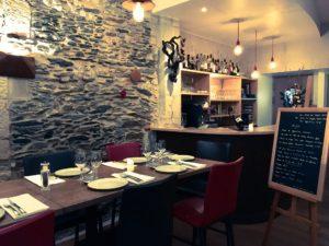 Restaurant AUTOUR D'UN CEP, Angers, Rue Baudrière