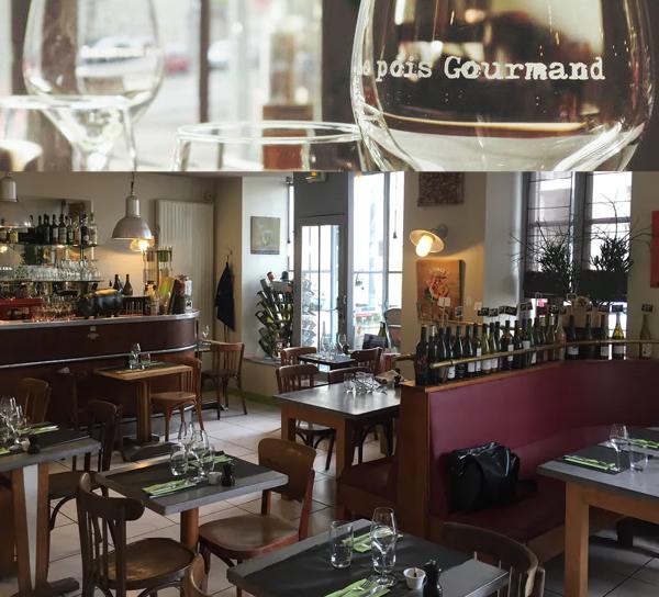 Restaurant Le Pois Gourmand Angers
