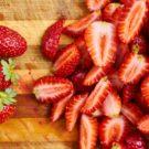 recette pain délices aux fraises