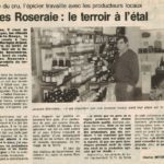 Presse : 1995
