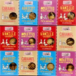 Les Petits Cagniotes biscuits sucrés