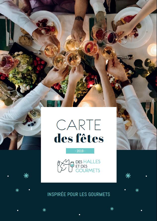 première de couv Carte des Fêtes 2019