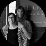 La Grange Tiphaine Coralie et Damien DELECHENEAU