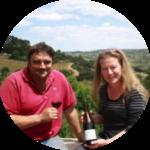 Philippe et Emma BORDES Domaine BORDES