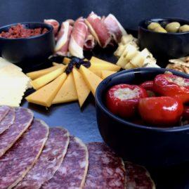planche apéro fromage prestige