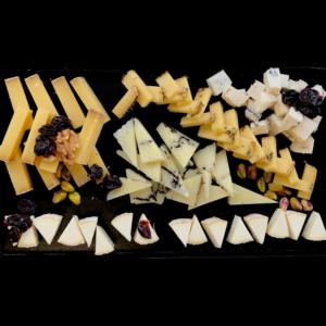 planche apéro fromage prestige, des halles et des gourmets