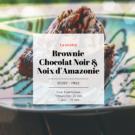 brownie chocolat noir noix d'Amazonie