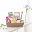 2 Coffret Fête des Mères Maison Flores Des Halles et des Gourmets, fleurs, cadeau, offrir, idée cadeau