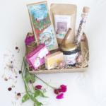 3 Coffret Fête des Mères Maison Flores Des Halles et des Gourmets, fleurs, cadeau, offrir, idée cadeau