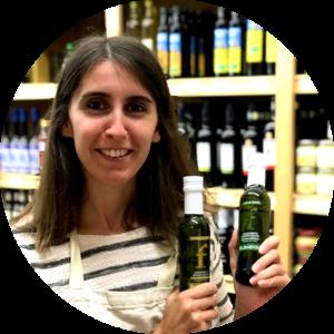 Alicia épicerie fine angers huile d'olive bio Flaminion, huile estivale, épicerie fine angers des halles et des gourmets