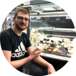 Nico fromages de chèvres, fromages fermiers, GAEC Chantecaille, fromagerie angers été 2020