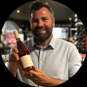 Vincent, Chinon rosé Cuvée Mathilde été 2020, béatrice et pascal Lambert, cave angers, caviste angers vin nature, vin naturel, vin biodynamique, biodynamie