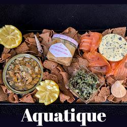 Planche Apéro Aquatique Angers des halles et des gourmets