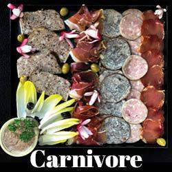 Planche Apéro Carnivore Angers des halles et des gourmets