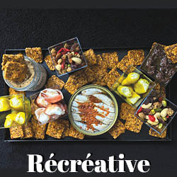 Planche Apéro Recreative Angers des halles et des gourmets