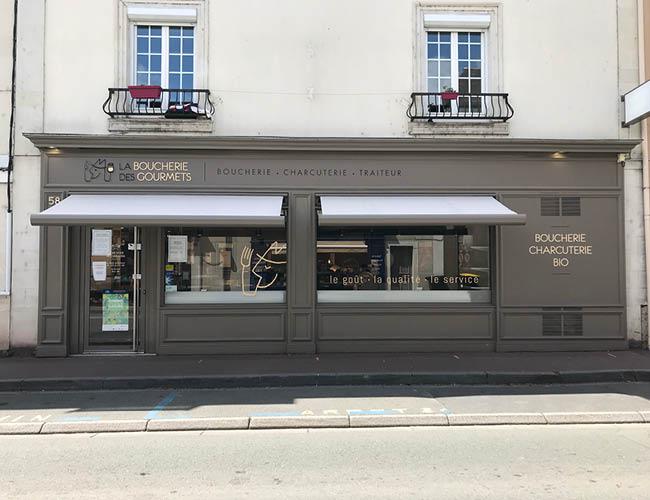 La Boucherie des Gourmets, Les Ponts-de-Cé, Maine-et-Loire, boucherie bio, charcuterie bio, traiteur cuisiné maison